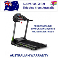 Bodyworx Colorado 150 Treadmill - Walk/Jog/Run - Auto Incline - Folding Design