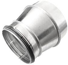 Wickelfalzrohr Reduzierung Muffe NW250 auf Nippel NW160 mit Doppellippendichtung