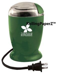 Electric Tobacco Shredder, Cutter, Cut Converter, dried herb grinder, up to 50g