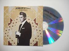 JOHN NEWMAN : CHEATING ♦ CD SINGLE PORT GRATUIT ♦