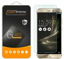 2xSupershieldz® Tempered Glass Screen Protector Saver Shield For Asus ZenFone 3
