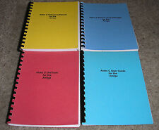 Aztec C Reference Manual/Debugger/UniTools/User Guide for Commodore Amiga - RARE