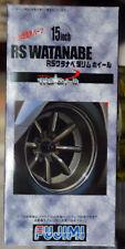 Fujimi 193014 Felgen Watanabe RS 15 Zoll inkl. Reifen Cinturato P 7 1:24 #32