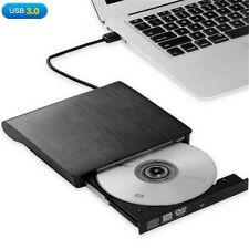 Usb 3.0 External Drive Dvd Cd-Rom Cd-R Rw Writer Reader Player For Laptop Pc