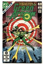 Green Arrow-#1 COMIC BOOK 1983-1st Solo series DC