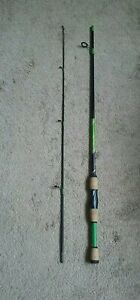 SHAKESPEARE Amphibian 5'6 Medium Action Fishing Rod AMPH562M-G ( CLEAN )