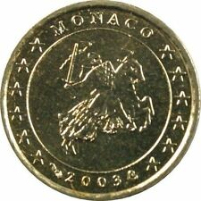 Pièces euro de Monaco 10 Cent