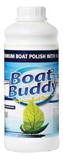Boat Buddy Premium Boat Polish With Wax (Surface Renovator) - 1 Litre