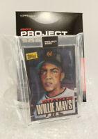 Topps Project 2020 Willie Mays by Jacob Rochester # 101