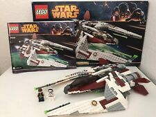Lego Star Wars 75051 Scout Fighter mit BA + OVP + 501 Pilot Han Solo