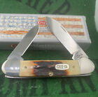 case xx 1996 Red Stag SFO Canoe Knife Perfect Red Stag Unused Mint