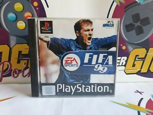 FIFA 99 - SONY - PLAYSTATION 1 - COMPLETO - ITA - PAL
