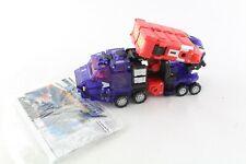 Transformers Collectors Club Botcon TFCC Heatwave Nexus Maximus Prime