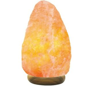 SALT LAMP HIMALAYAN CRYSTAL PINK ROCK NATURAL HEALING 100% GENUINE PURE IONIZING