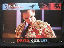 FOTOBUSTA CINEMA - PARLA CON LEI - ALMODOVAR - 2002 - DRAMMATICO - 02