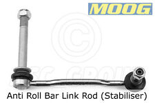 MOOG Front Axle, Left - Anti Roll Bar Link Rod (Stabiliser) - PE-LS-3324
