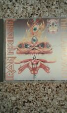 The Clairvoyant (PA) (Import) by Iron Maiden (CD, 1990, EMI Records)
