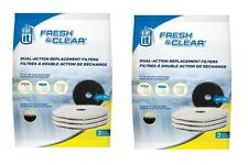Hagen Catit Fresh & Clear Replacement Foam / Carbon Filters 50057 Water Fountain