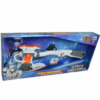 Space Warriors - Galactic Battle Axe Hand Held Toy Accessory Fancy Dress