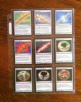 Magic The Gathering Collection Deckmaster Cards Mixed Lots Artifact Ultra Pocket