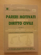 Pareri Motivati su Questioni Di Diritto Civile 2 - Noviello Pascarella Talamo