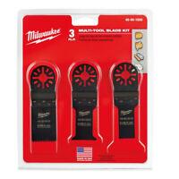 Milwaukee 48-90-1000 Multi-Tool Blade Kit