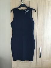 Ladies Black Riverisland Dress Size 12 New