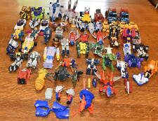 Lot Collection of Vintage Transformers Hasbro Toys Action Figures 1