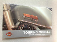 2007 Harley Davidson Touring Owners Operators Owner Manual FACTORY NEW 2007