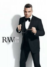 Robbie Williams 2013 Calendar.