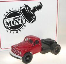 US Model Mint/Brooklin US-27, 1950 Studebaker Semi-Tractor, red, 1/43