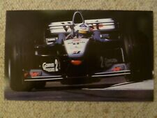 2001 David Coultard's Mercedes Benz Formula 1 Race Car Picture / Poster RARE!!