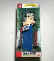 Detroit Lions Giant PEZ Candy Dispenser New in Box