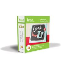*New* Cricut CHALKBOARD FONT Letters Cursive Cartridge Factory Sealed Free Ship