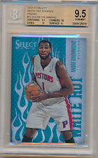 ANDRE DRUMMOND Rookie Prizm Refractor Card #8/25 - 2012-13 Panini Select BGS 9.5