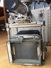 Sinar 4x5 Norma C Koch Rare Vintage With Schneider 210mm f5.6 MC Lens ALL MINT