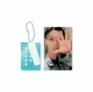SHINee 13th Anniversary Acrylic Key Ring + Photocard - TAEMIN