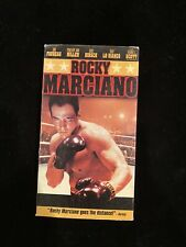 Rocky Marciano  Boxing VHS
