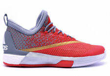 Adidas para hombre Crazylight Boost 2.5 Baja Entrenador Zapatos De Baloncesto Rojo UK 13.5 (49.3)