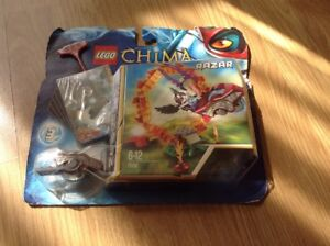 LEGO - Legends of Chima 70100: Ring of Fire / Razar