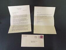 Billy Graham 1959 Letter - Signed