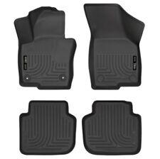 Husky Liners 98681 WeatherBeater Front & 2nd Seat Floor Liner For VW Passat