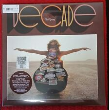 NEIL YOUNG DECADE 3LP SET. RECORD STORE DAY 2017 LIMITED EDITION VINYL