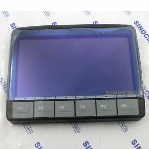 1PCS Komatsu PC-8 PC200-8 Excavator Monitor LCD Module, 3 month warranty #Q56 ZX