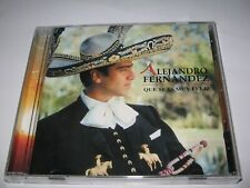 QUE SEAS MUY FELIZ by ALEJANDRO FERNANDEZ (1995) Rare Import CD    Mexican Music