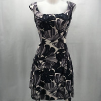 Milly Black Sleeveless Dress 8