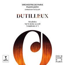 Henri Dutilleux : Dutilleux: Métaboles/Sur Le Même Accord/Symphonie No. 1 CD