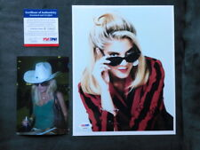 Tori Spelling Hot! signed autographed 8x10 PSA/DNA coa PROOF!!