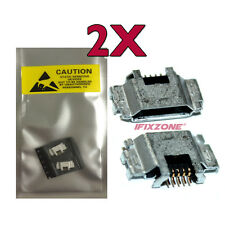 2 X New Micro USB Charging Sync Port For SONY PSV PS Vita PCH-2000 2001 20xx USA