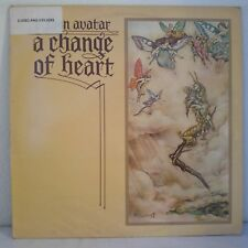 "Golden Avatar – A Change Of Heart (Vinyl 12"", LP, Album)"